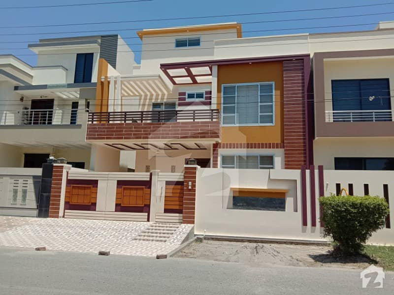 10 Marla House No 254 Is Available For Sale In Sector 2