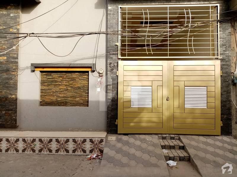 A Beautifully Built House At Good Location Al Fayaz Colony Satiana Road