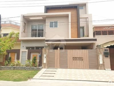 12 Marla Ultra Modern House Solid Construction Canal Road Approach