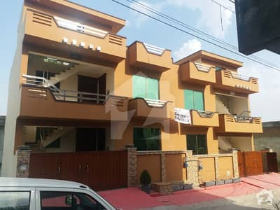 5 Marla Triple Storey Pair New Houses Phase 1