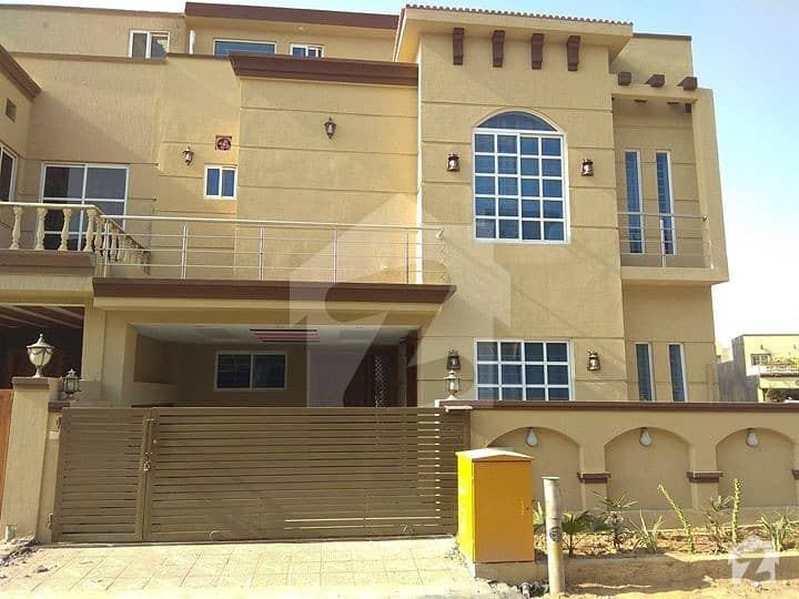 7 Marla Brand New Lavish House For Sale