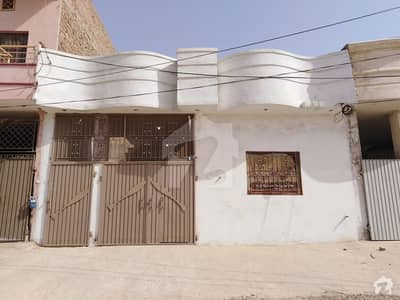 4 Marla Single Storey House For Rent In  Islamia Colony