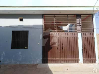 3 Marla Single Storey House For Rent In  Islamia Colony