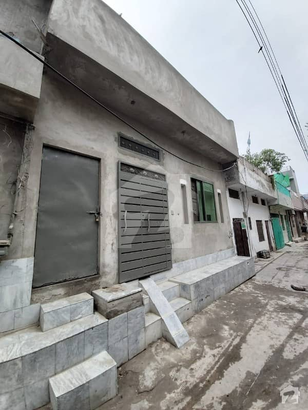 3 Marla House For Rent In Nishter Colony Best Location Near To Park