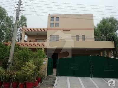 1 kanal Residential House Is Available For Sale At Abdalians Society  Block B At Prime Location