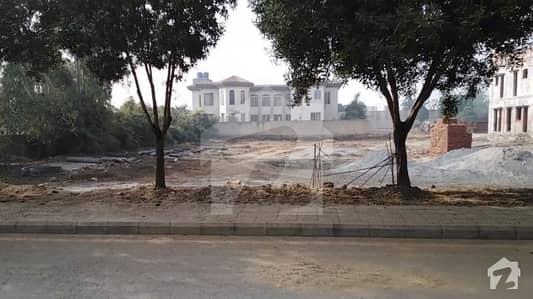 4 Kanal Executive Block Bahria Town Plot For Sale