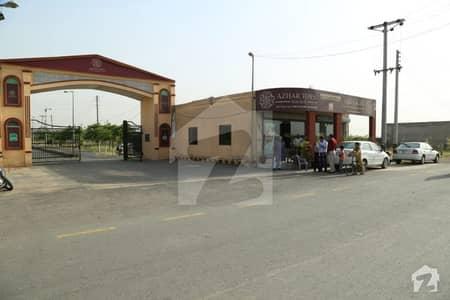 Residential Plot For Sale In Azhar Town