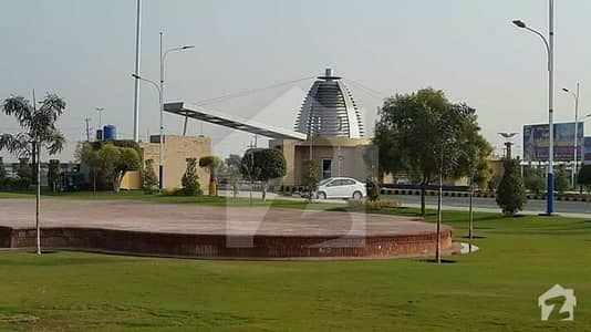 8 Marla Residential Plot for Sale in Southern Block Phase 1 Bahria Orchard Lahore