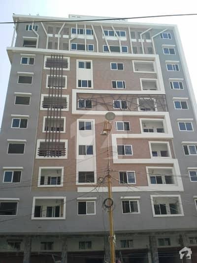 Eye Catching 2400 Sq Feet Flat Is Up For Sale On Khalid Bin Walid Road