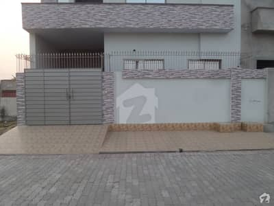 Double Story Beautiful House For Sale At Al Khair City Okara