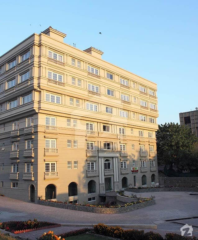 Luxury Apartment In G-5 Diplomatic Enclave For Sale