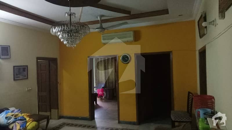 40x80 Double Storey House With One Basement Hall And Extra Land Is For Sale In I-8