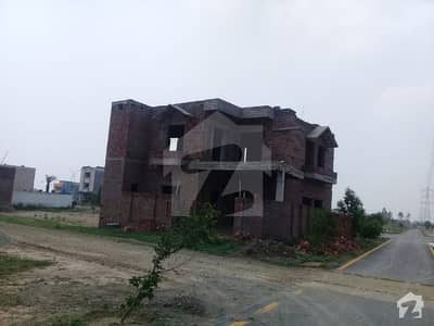 2 Marla Commercial Plot Block Shoaib  Is Double Storey  Available For Sale