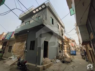 25 Marla Brand New Corner House For sale Yaseen Town Ghazi Road Lahore