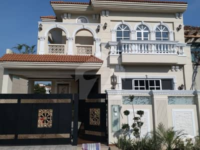 Dha Defence Brand  10 Marla Brand New House With Basement Available For Sale