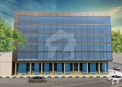 بالی بزنس بولیورڈ ڈی ایچ اے فیز 2 ڈی ایچ اے کراچی میں 5 مرلہ دفتر 2.47 کروڑ میں برائے فروخت۔