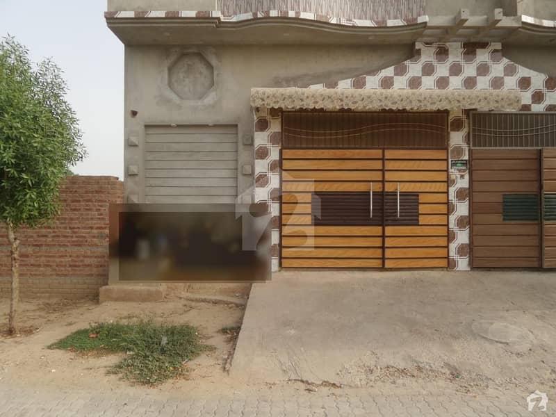 Double Story Beautiful House For Sale At Al Khair City Okara