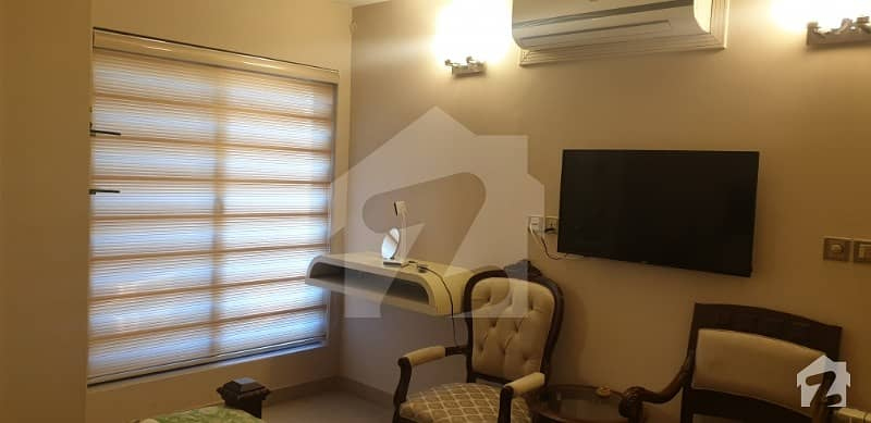 Diplomatic Enclave - Fully Furnished And Fully Equipped Apartment