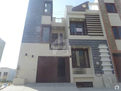100 Yards Brand New Bungalow For Sale In DHA Phase 7 Ext With Basement