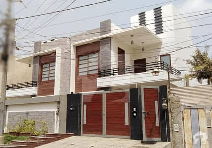 Brand New One Unit Bungalow Is Available For Sale