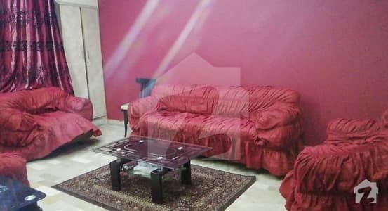 100 Square Yards Furnished Flat For Sale