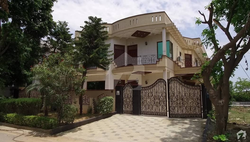 Double Storey House Is Available For Sale In In G-11/4 Islamabad