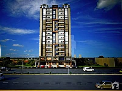 KPD Luxury Heights 3 Bed Apartment Is Available For Sale