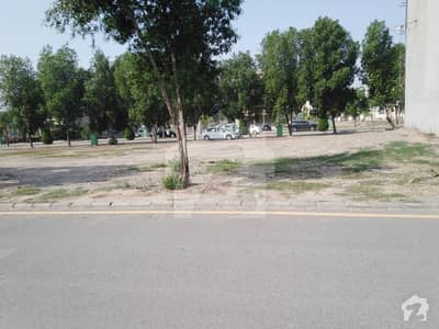5 Marla Commercial Plot Main Boulevard Sector C Side A BTL
