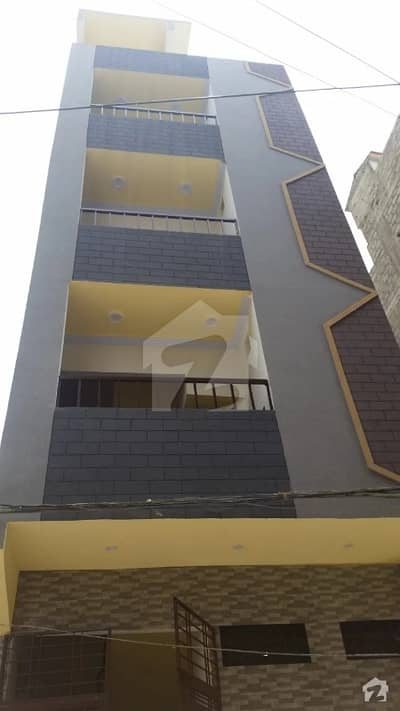 Ground Plus 3 Floors Building For Sale Good Location Near Dha Phase 1