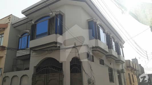 5 Marla  Good Condition And Best Area Corner House