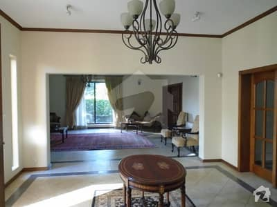 Prime Location Semi Furnished Ambassador Level House Only For Foreigners