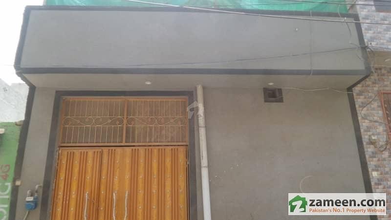 Single Storey Commercial House For Sale In Nishtar Bazar Yasir Block