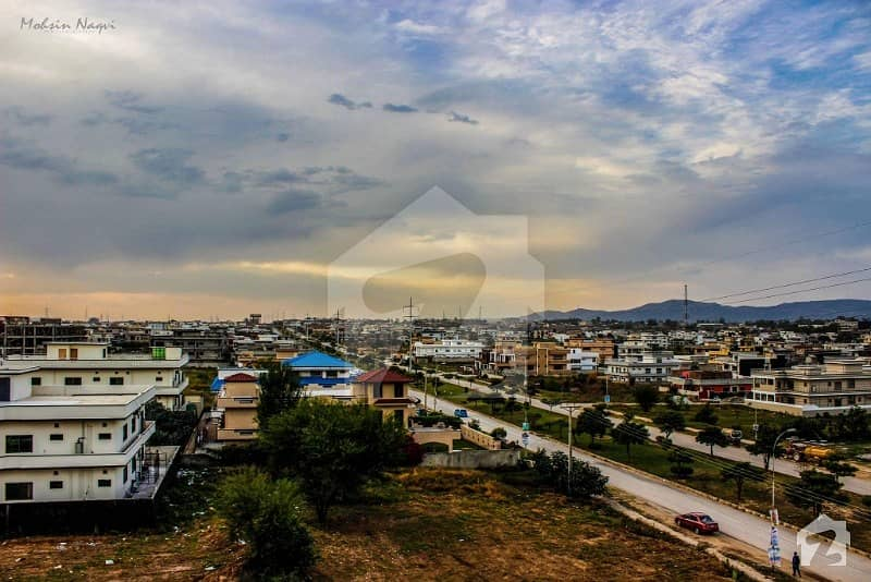 2 kanal main double road plot for sale in g-15 islamabad