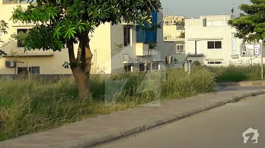 Signature Properties Offer You Beautiful  Plot Prime Location Sector G Street 10 DHA Phase 5 Islamabad