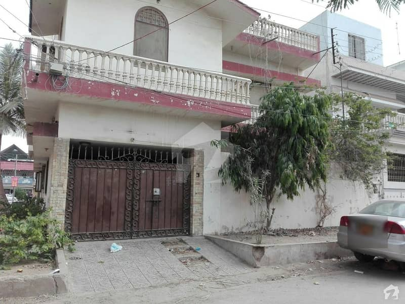 Ground+1 Corner House Available For Sale In Good Location
