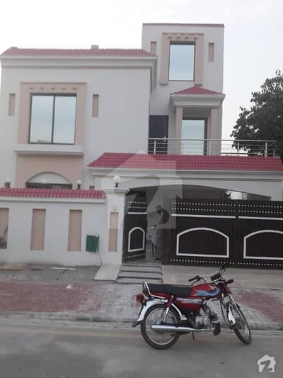11 Marla House For Rent In Tipu Sultan Block