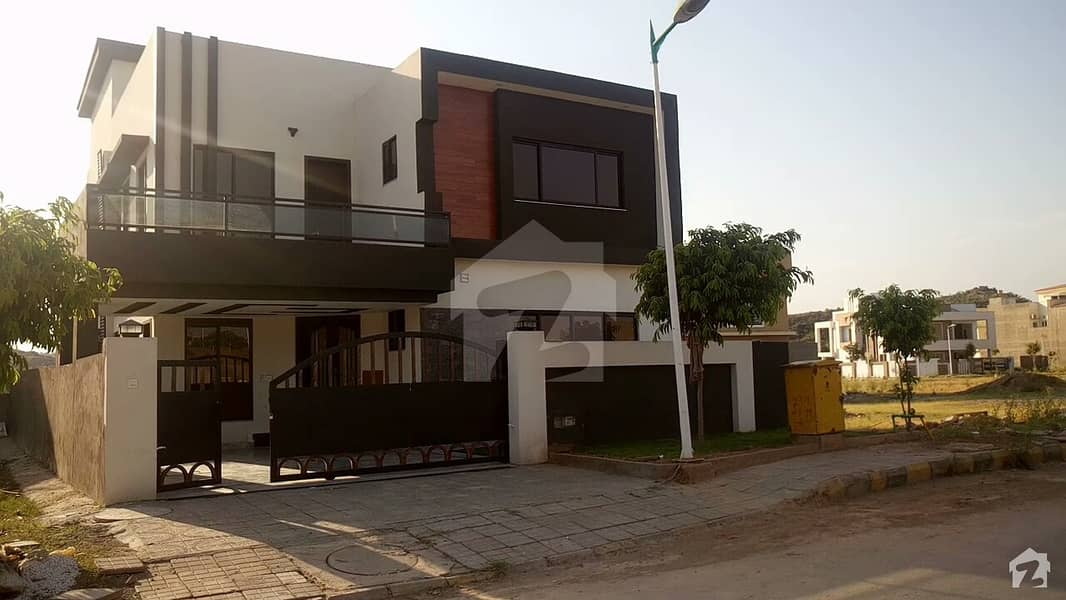 Brand New Designer Home Available For Sale In Overseas Enclave Bahria Town