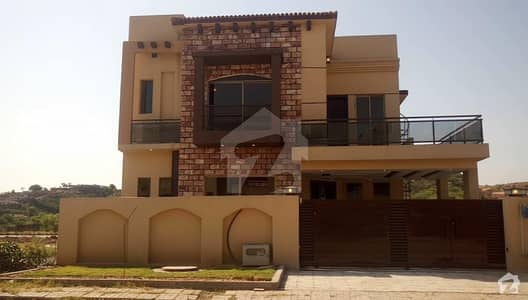 Brand New Designer Home Is Available For Sale In Bahria Town