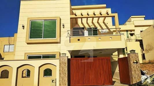 8 Marla Brand New House Bahria Town Phase 8 Rafi Block Rawalpindi