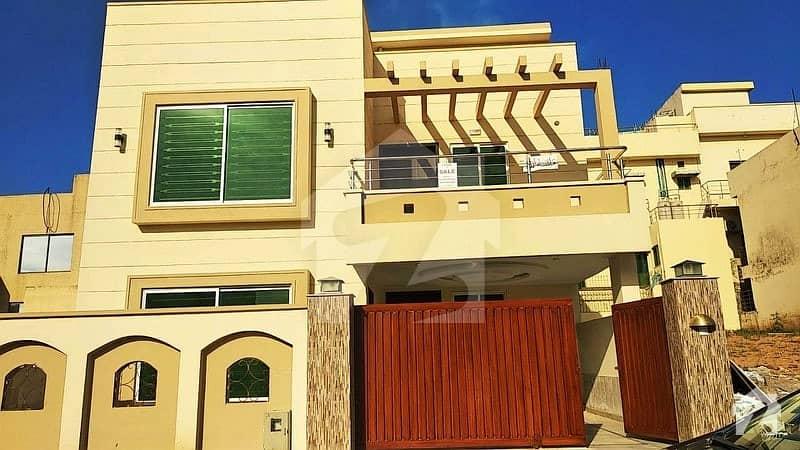 8 Marla Brand New House In Bahria Town Phase 8 Rafi Block Rawalpindi