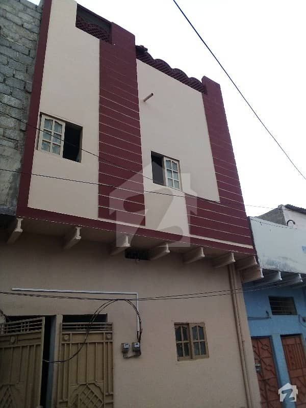 Best House Available For Sale In Zia Colony