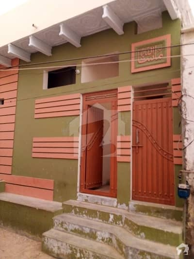 Well Built House Available For Sale In Zia Colony