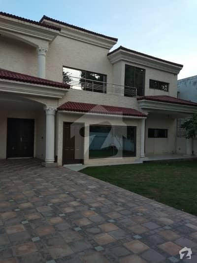 Cantt - 2 Kanal Brand New House For Rent