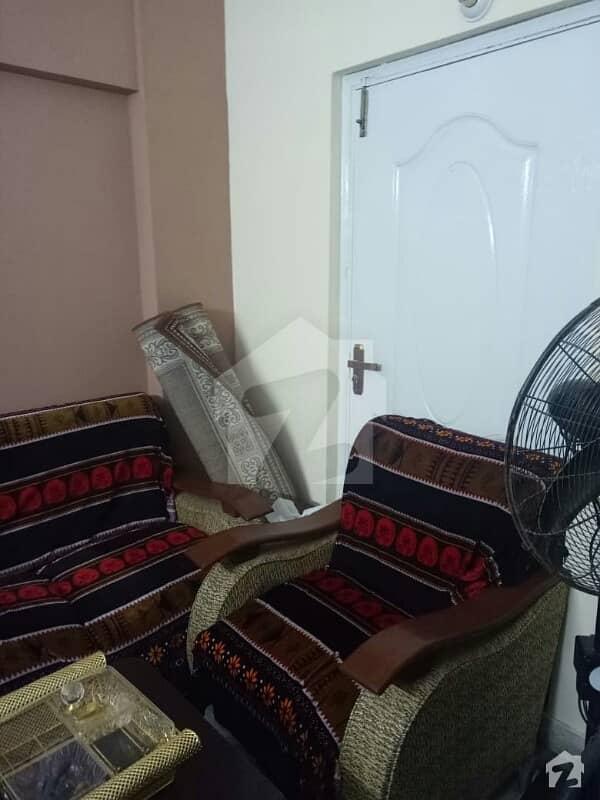 3rd Floor Flat For Sale Al Sayyed Pride Gulistan E Johar Block 9 Karachi