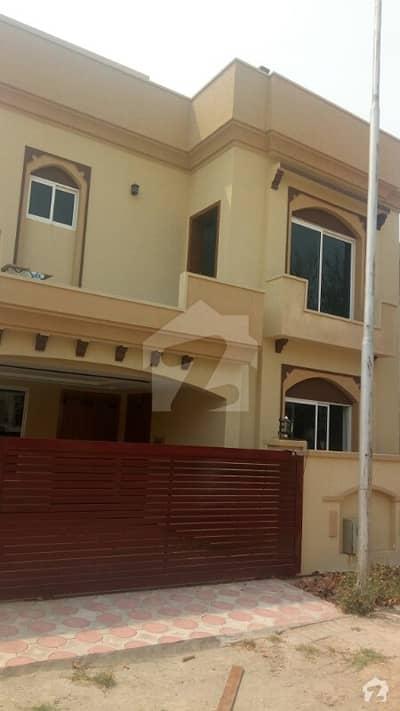 6 Marla newly constructed house on Boulevard