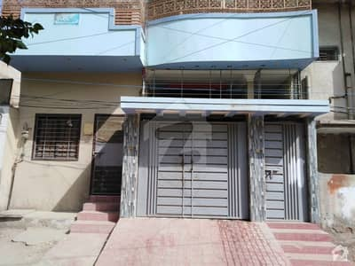 120 Yard Double Storey Bungalow  For Sale In HDA Scheme Qasimabad