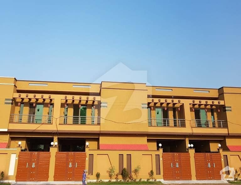 Double Storey 3 Marla House For Sale On 48 Months Installments In Sj Garden Bedian Road Lahore