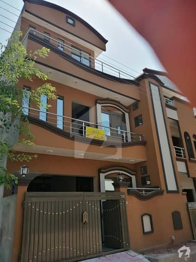 5 Marla Brand New Luxury House For Sale In Airport Housing Society Rawalpindi