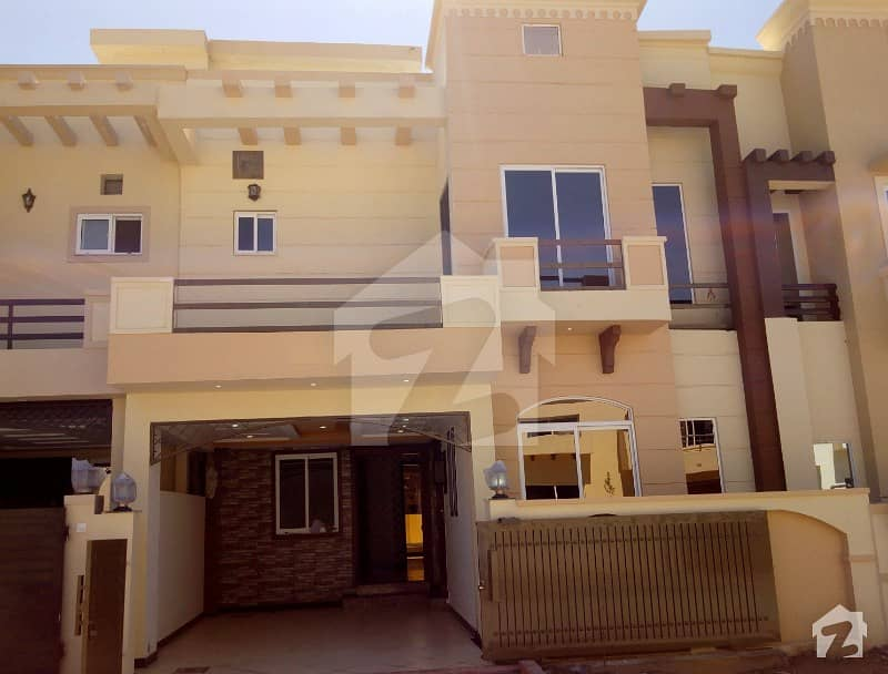 Brand New 5marla House Is Available For Sale