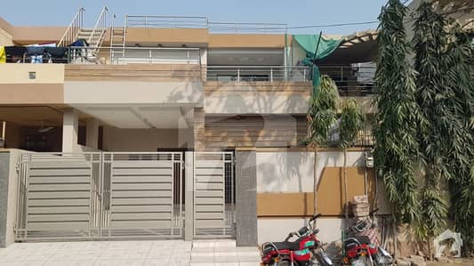 85 marla brand new house for sale in khuda bux colony airport road